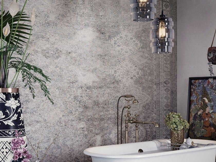 Nonwoven wallpaper SCIRNA by Tecnografica Italian Wallcoverings