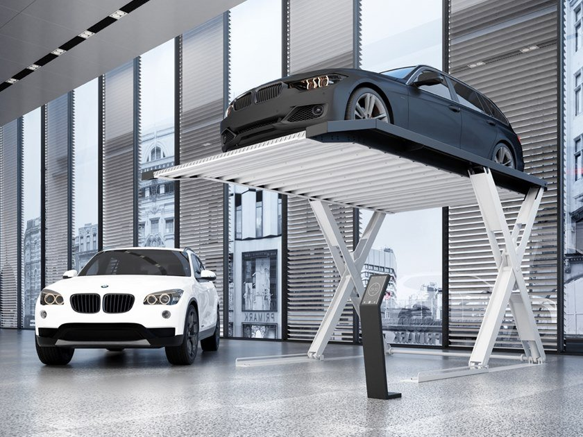 Automatic parking systems SCISSOR by Modulo Parking