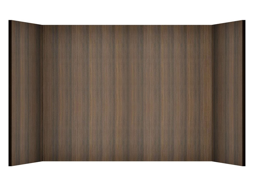 Wooden room divider SCREEN by Molteni&C