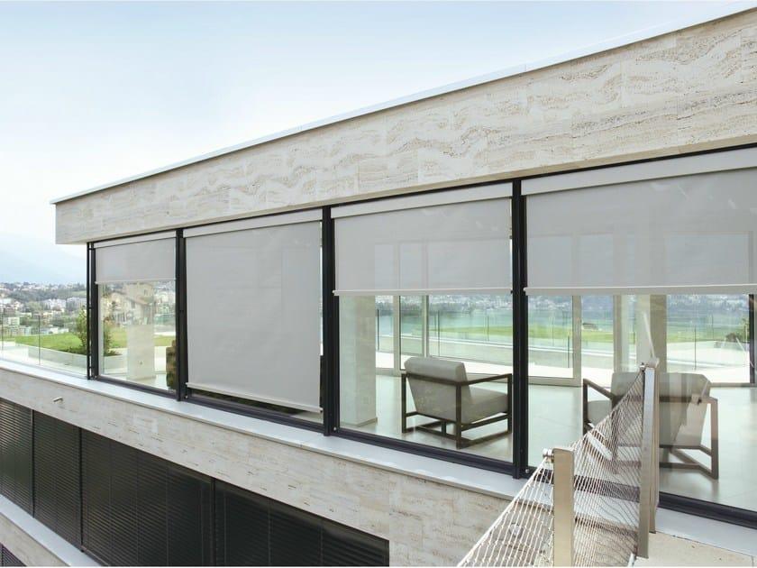 Box sliding awning 110 GA | Awning by KE Outdoor Design