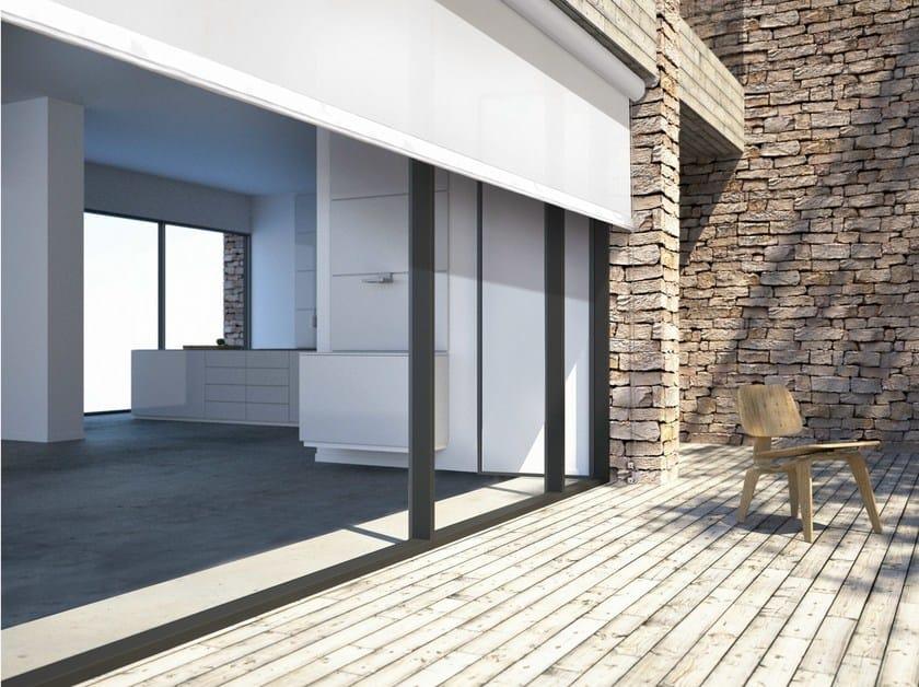 Box sliding awning 130 GA   Awning by KE Outdoor Design