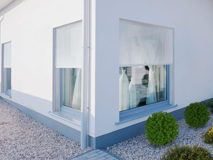 Tenda da sole a caduta con guide laterali SCREENY BOX by KE Outdoor Design