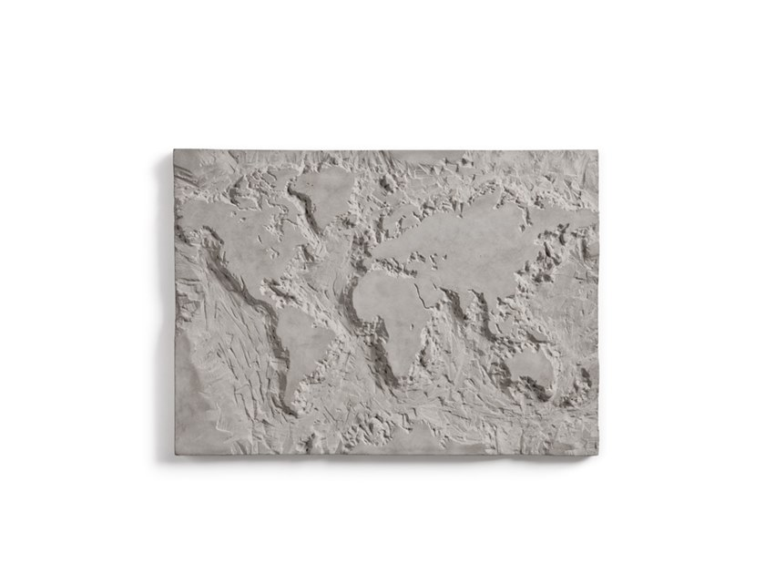 Scultura THE GRAY PLANET by lyon béton