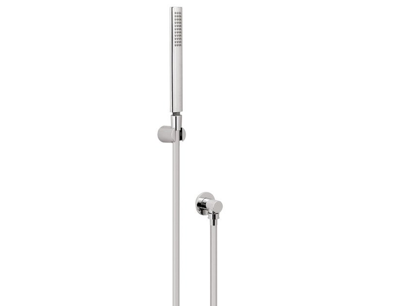 Wall-mounted handshower with hose FUSION | Handshower with hose by AQUAelite