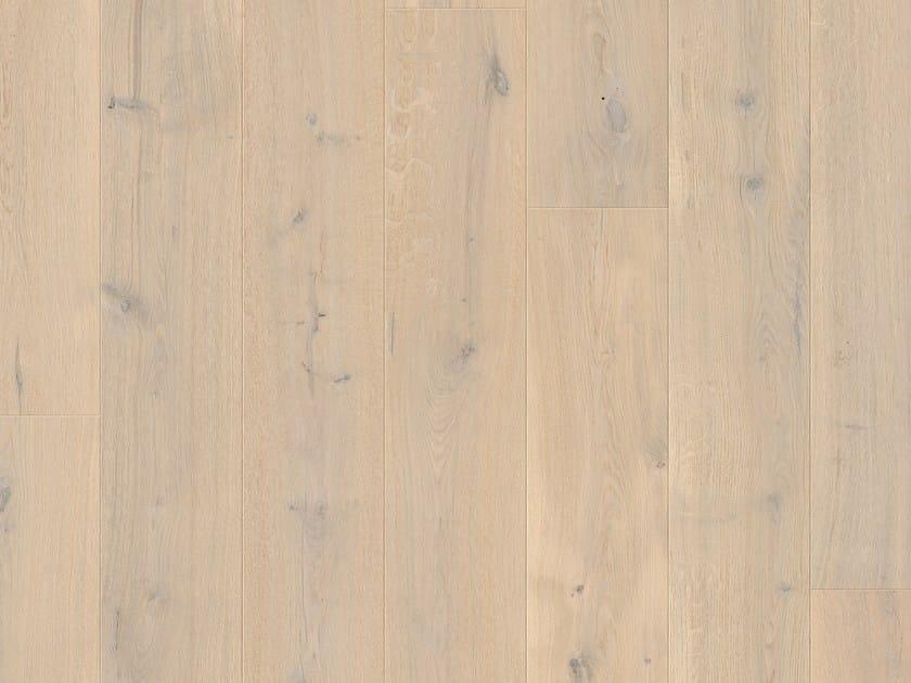 Brushed oak parquet SEAFIELD OAK by Pergo