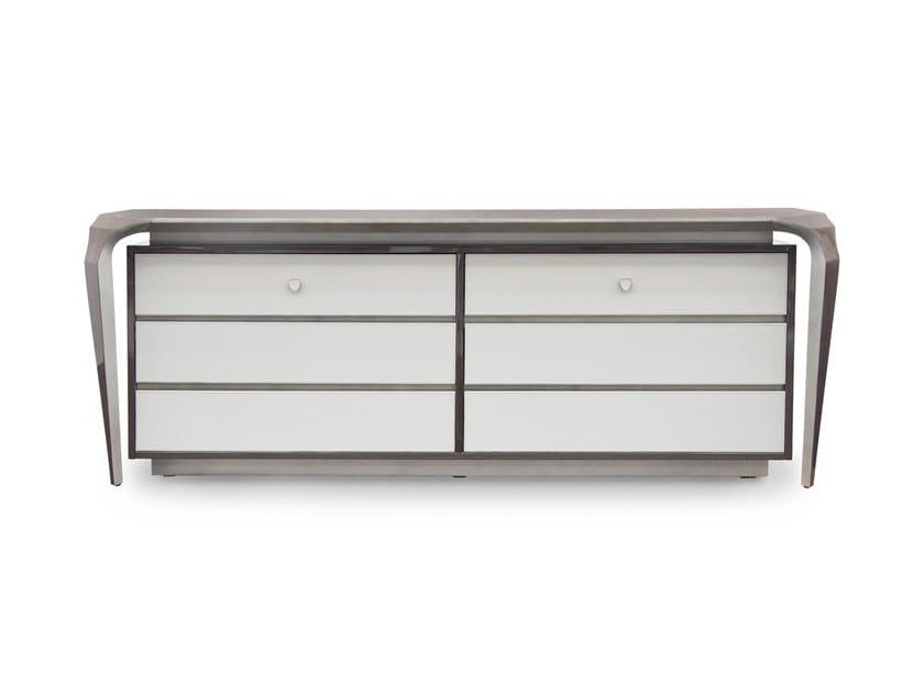 Sideboard with drawers SEBRING   Sideboard by Tonino Lamborghini Casa
