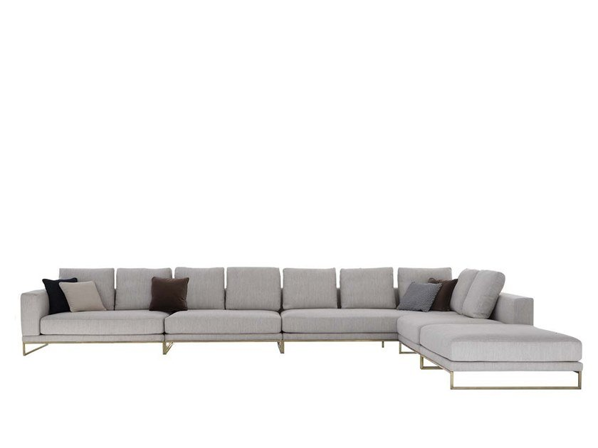 Sectional fabric sofa FOND | Sectional sofa by HC28