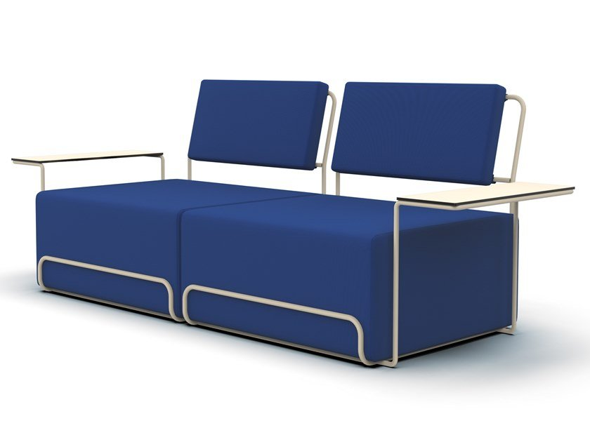 Sectional fabric sofa LILLY | Sectional sofa by Diabla