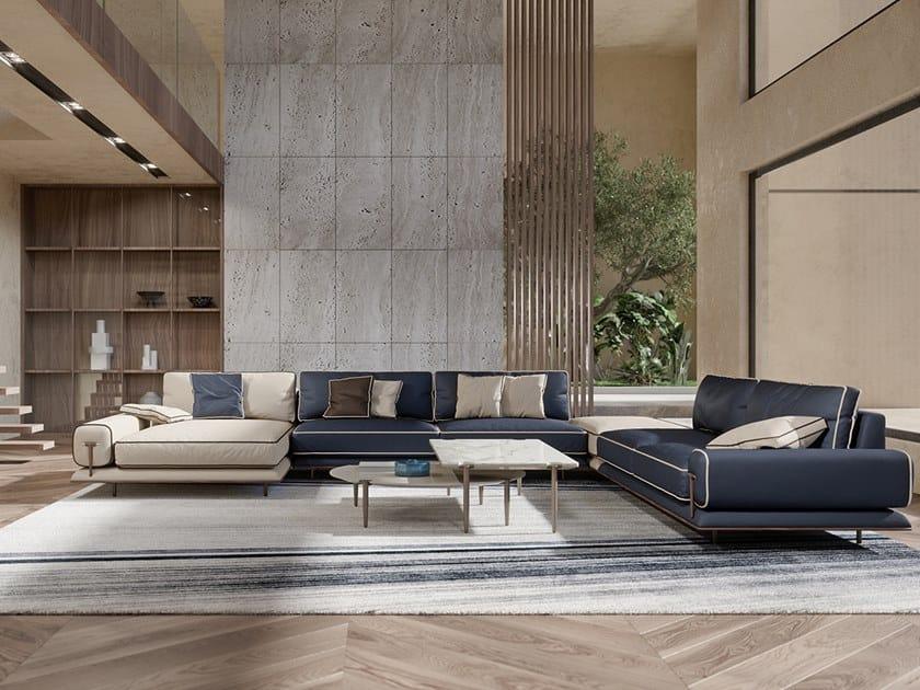 转角组合沙发BLUES |  沙发组合Turri_3