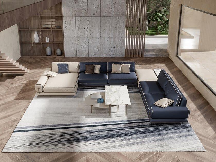 转角组合沙发BLUES |  沙发组合Turri_4
