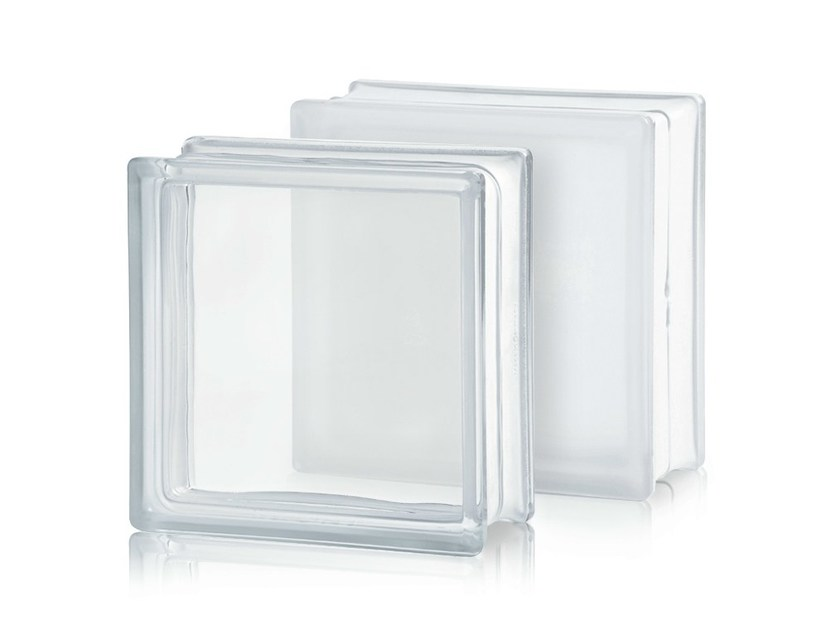 Glass block SECURITY by Seves glassblock