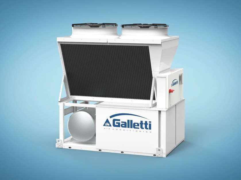 Heat pump SEER by GALLETTI