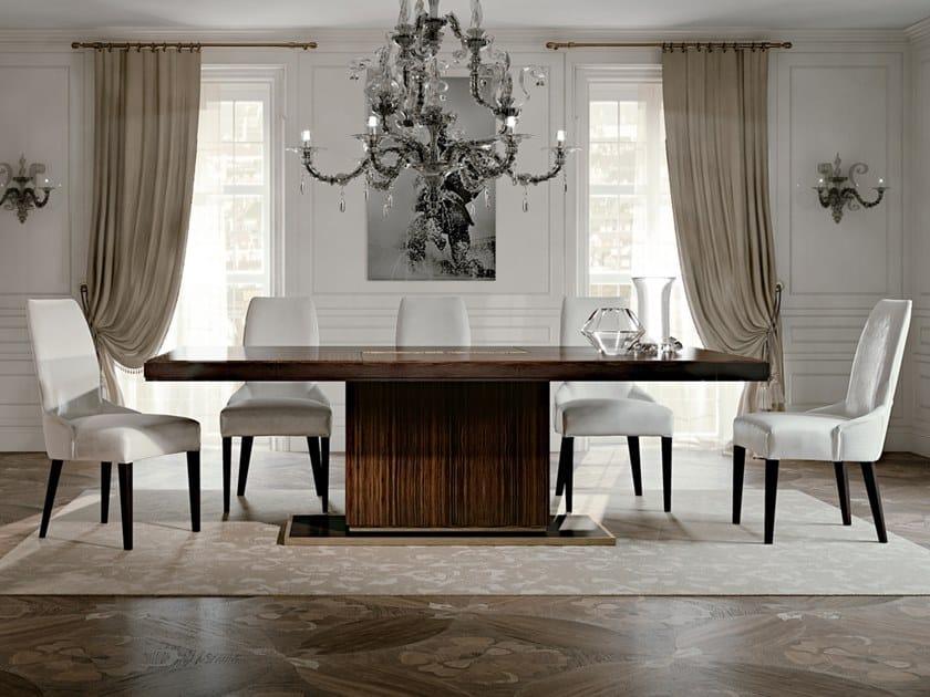 Tavolo rettangolare in legno SEGRETI S695/240   Tavolo by Arte Brotto