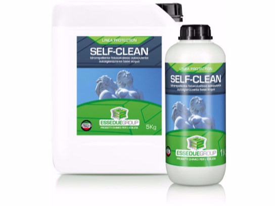 Surface water-repellent product SELF-CLEAN by Essedue Group