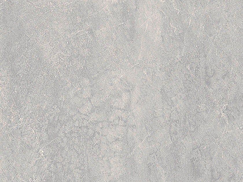 Porcelain stoneware wall/floor tiles with concrete effect SENA ACERO by PORCELANOSA