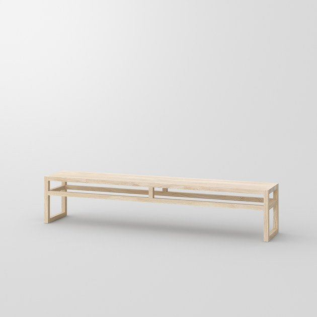 Solid wood bench SENA | Bench by Vitamin Design