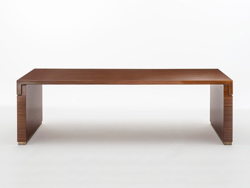 Rosewood Executive Desk Senato Office By Oak