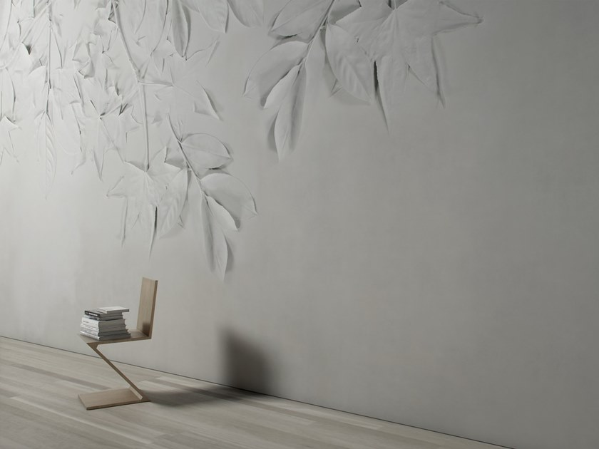 Wallpaper with floral pattern SENSATION by GLAMORA
