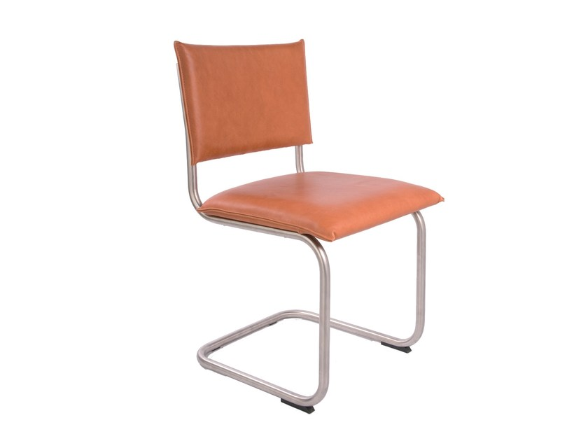 Cantilever Leather Chair SENSO   Cantilever Chair By Jess Design