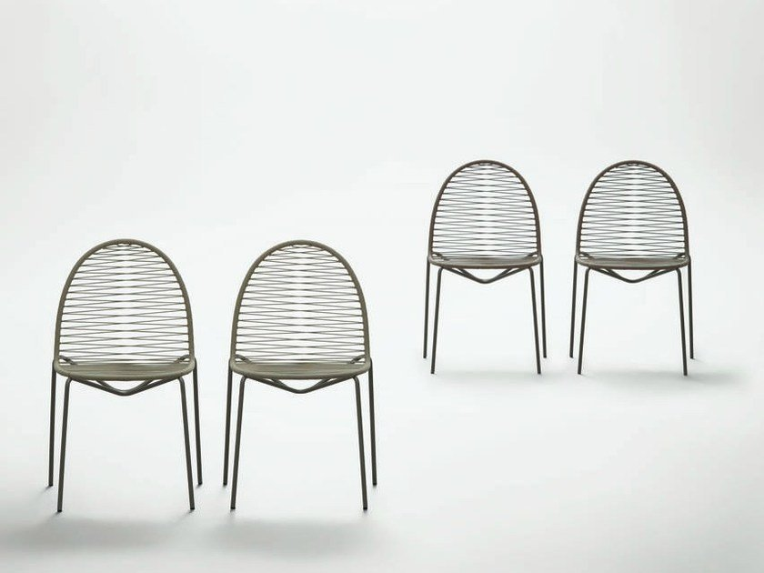 Synthetic fibre chair SENT-TO by da a