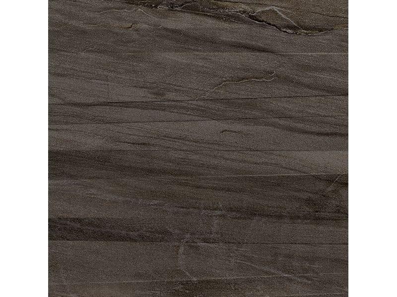 Porcelain stoneware wall/floor tiles SEQUOIE WAVE BLACK BOOLE by Ceramiche Coem