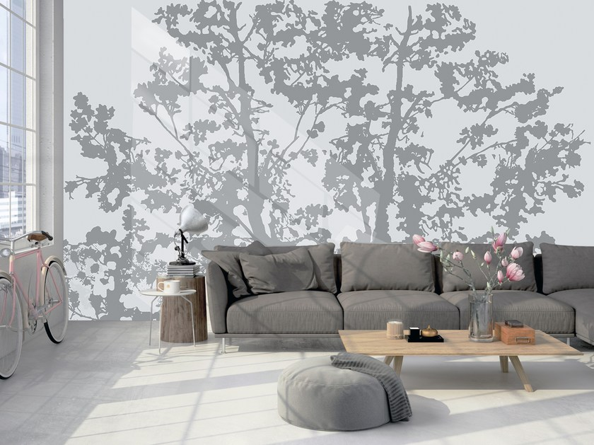 Adhesive panoramic wallpaper SERENDIPITY by MYFRESKO