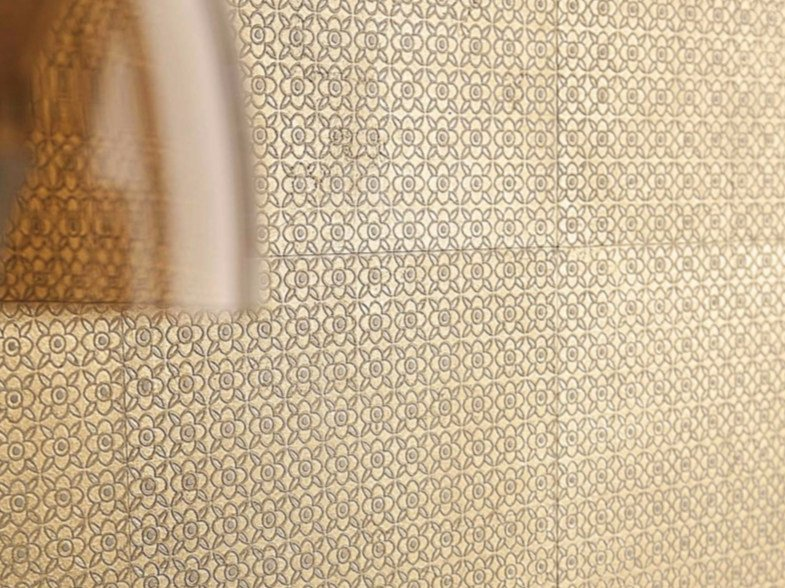 Marble wall tiles SERENITY BP - GOLD by Lithos Mosaico Italia