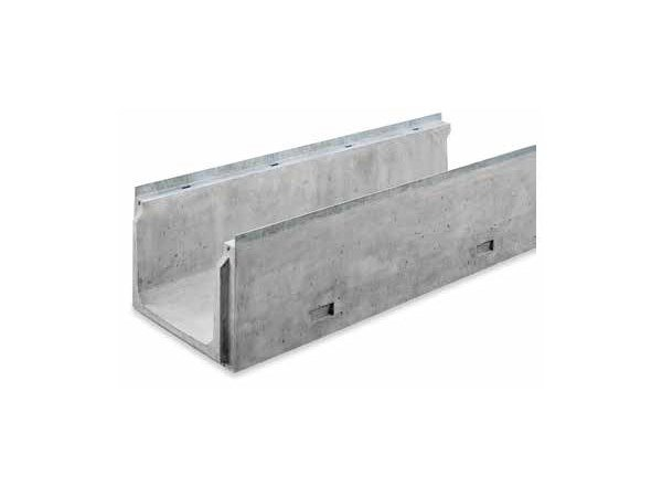 Reinforced concrete Drainage channel and part SERIE C700 by GRIDIRON GRIGLIATI
