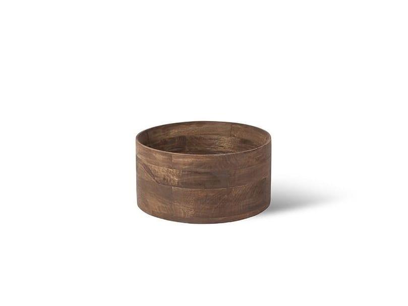 Wooden serving bowl MANGO | Serving bowl by 101 Copenhagen