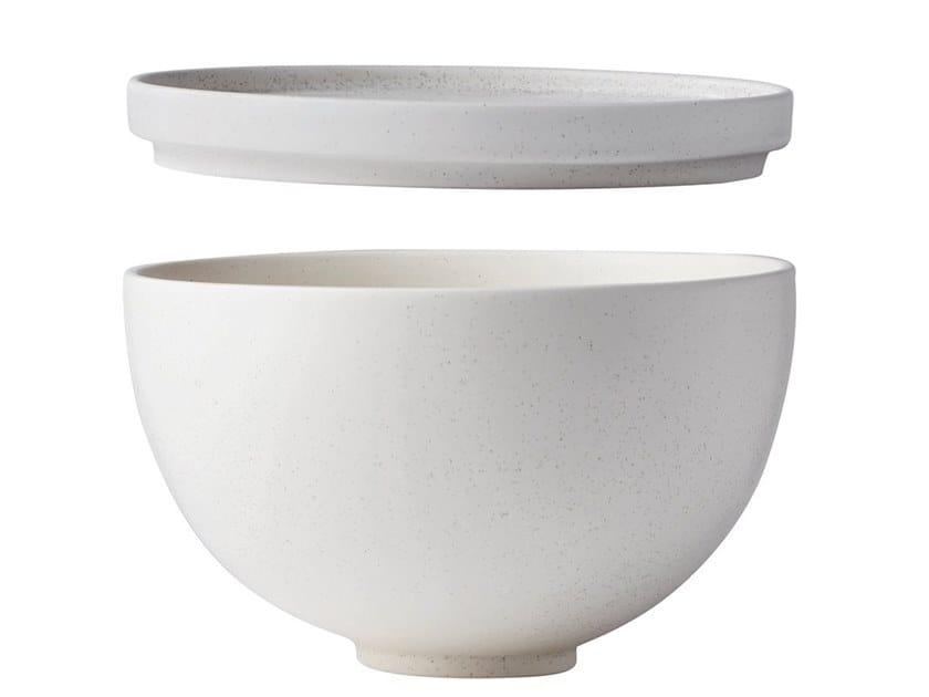 Ceramic serving bowl SETOMONO | Serving bowl by Kristina Dam Studio