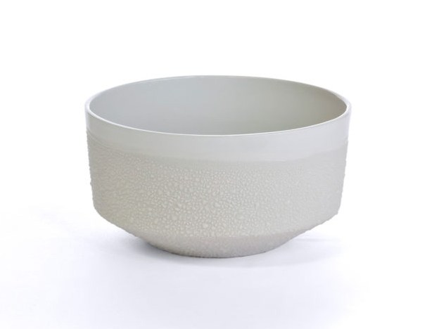 Ceramic serving bowl ARCHIVING WATER WARE | Serving bowl by Vij5