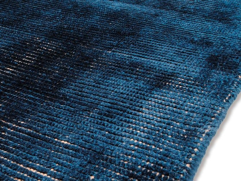 Handmade silk rug SETA IL RE | Rug by G.T.DESIGN