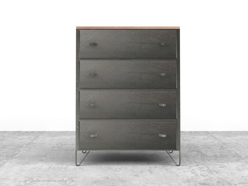 Plate chest of drawers SETTIMA | Plate chest of drawers by Officine Tamborrino