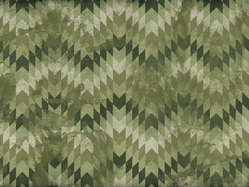 Fiberglass textile wallpaper SEV-01 by MOMENTI