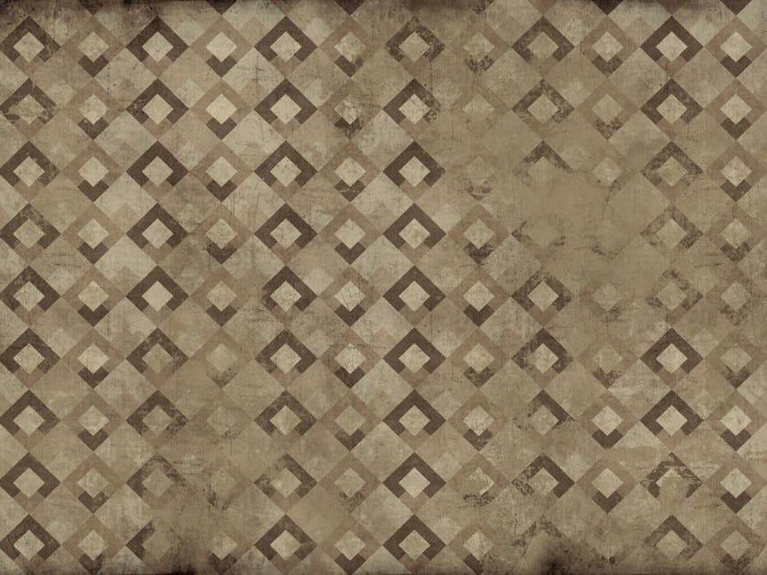 Fiberglass textile wallpaper SEV-02 by MOMENTI