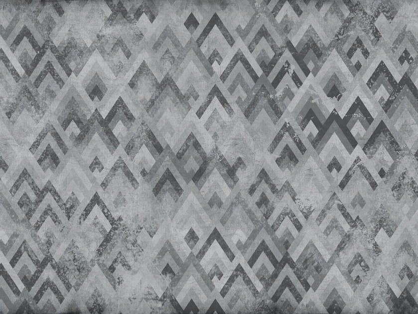 Fiberglass textile wallpaper SEV-03 by MOMENTI
