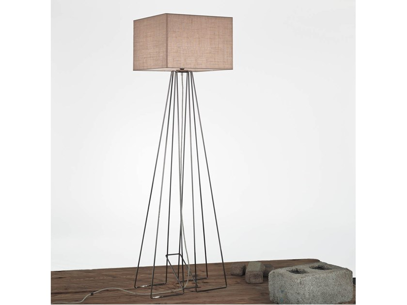 Table lamp / floor lamp SEVENTY by IDL EXPORT