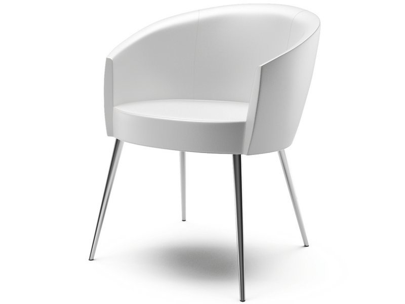 Easy chair with armrests SFER by Cizeta