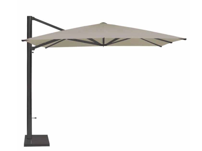 Offset square Garden umbrella SHADE 3X4 | Garden umbrella by emu