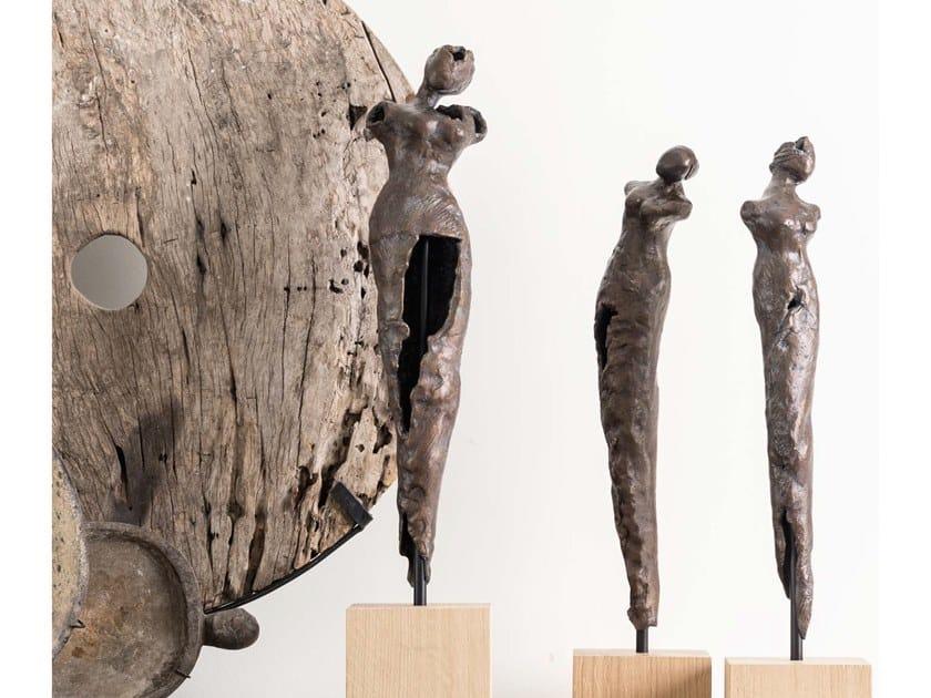Bronze sculpture SHADES - SUITE, NOCTURNE, PRELUDE by Gardeco