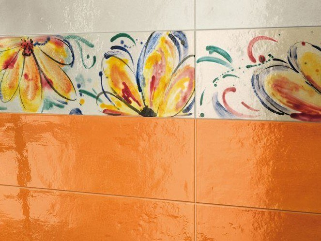Double-fired ceramic wall tiles SHADES O by Ceramica d'Imola
