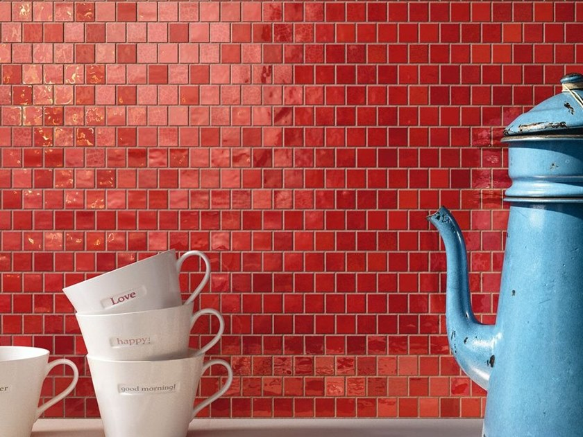 Double-fired ceramic wall tiles SHADES R by Ceramica d'Imola