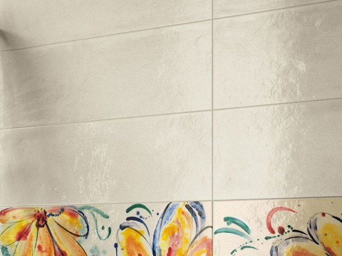 Double-fired ceramic wall tiles SHADES W by Ceramica d'Imola