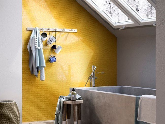 Double-fired ceramic wall tiles SHADES Y by Ceramica d'Imola