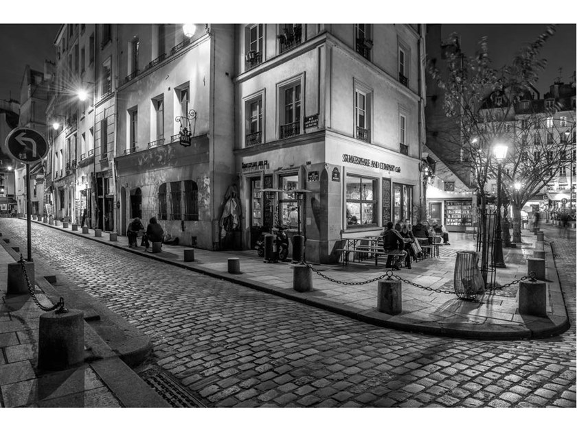 Stampa fotografica SHAKESPEARE AND CO by Artphotolimited