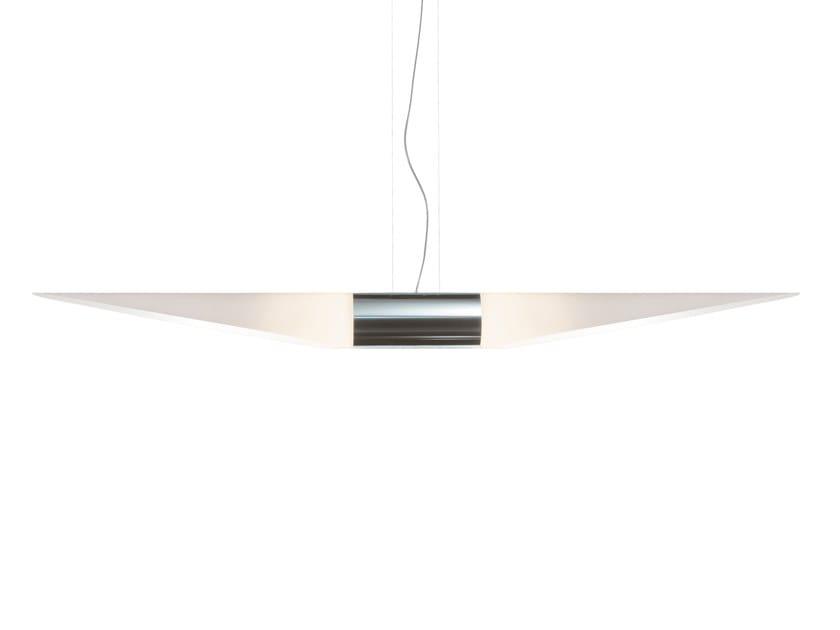 Plexiglass pendant lamp SHAKTI SKY by KUNDALINI