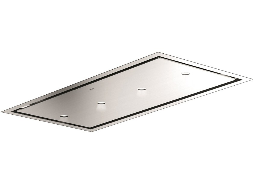 Beau Ceiling Mounted Built In Stainless Steel Cooker Hood SHC 12011 RC X    Ceiling