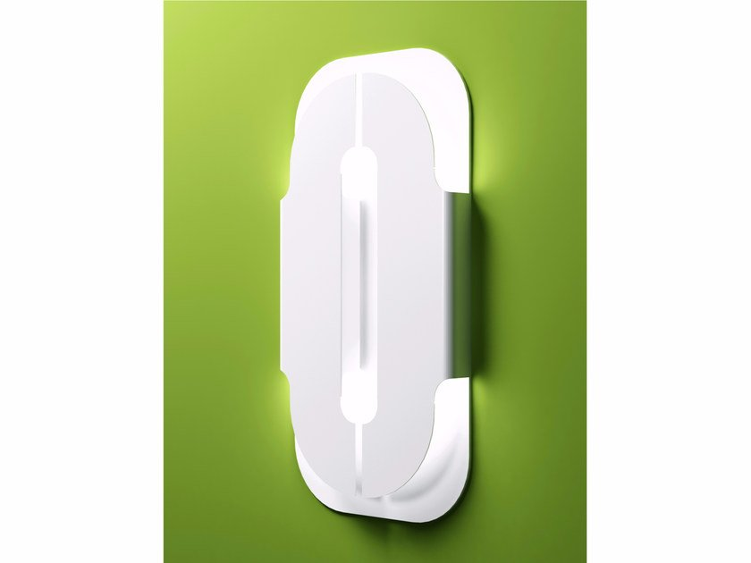 LED aluminium wall light SHE by Marzais Créations