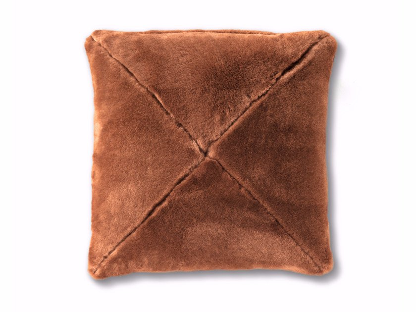 Cushion CUSHION - SHEARLING by Minotti
