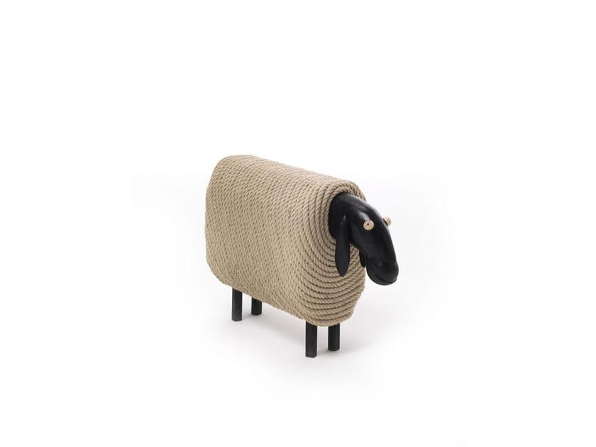 Spruce sculpture SHEEP by Vontree